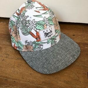 Need Floral SnapBack Hat